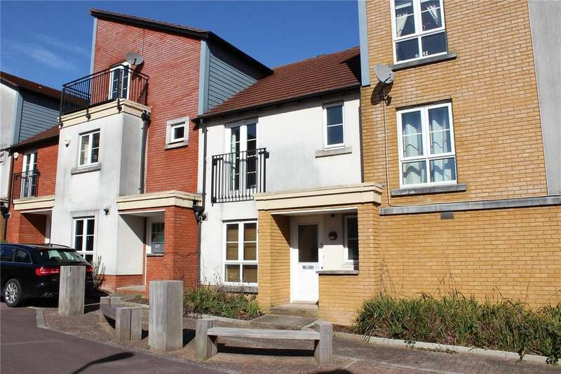 3 Bedrooms Terraced House for sale in Bartholomews Square, Horfield, Bristol, BS7