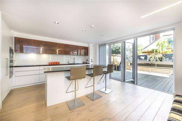 4 Bedrooms Terraced House for sale in Norfolk Crescent, Hyde Park, London, W2