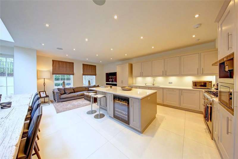 5 Bedrooms Semi Detached House for rent in Lancaster Gardens, Wimbledon Village, London, SW19