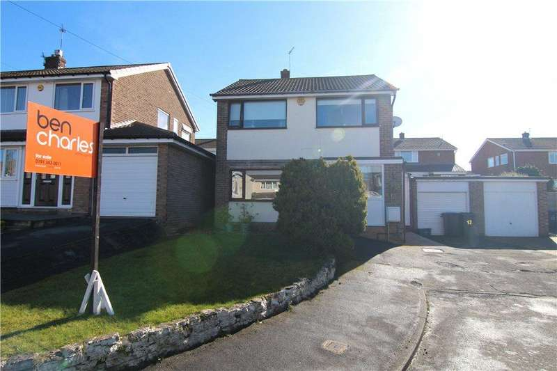 3 Bedrooms Detached House for sale in Ferndale, Belmont, DH1