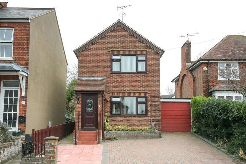 2 Bedrooms Detached House for sale in Salisbury Road, Harpenden, Hertfordshire