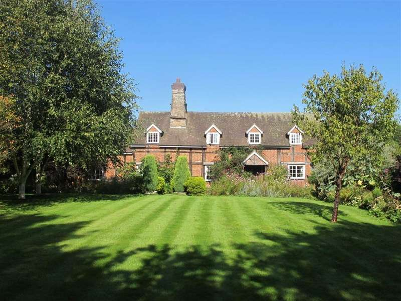 4 Bedrooms Country House Character Property for sale in Sunnybank, Kingsland, Herefordshire, HR6