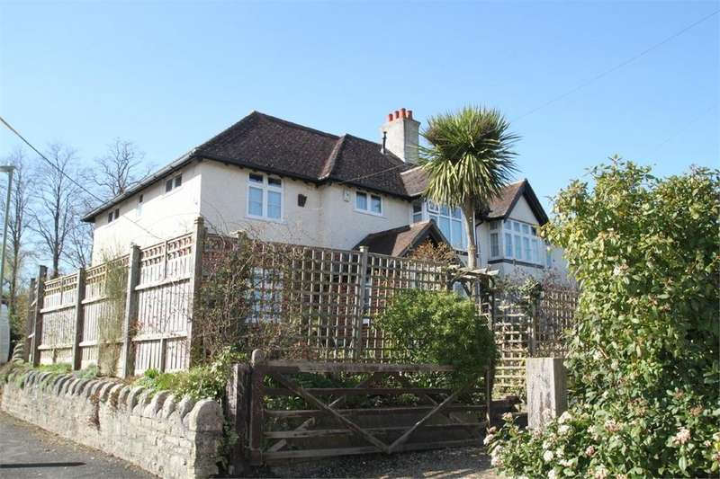 4 Bedrooms Semi Detached House for sale in LYNDHURST, Hampshire