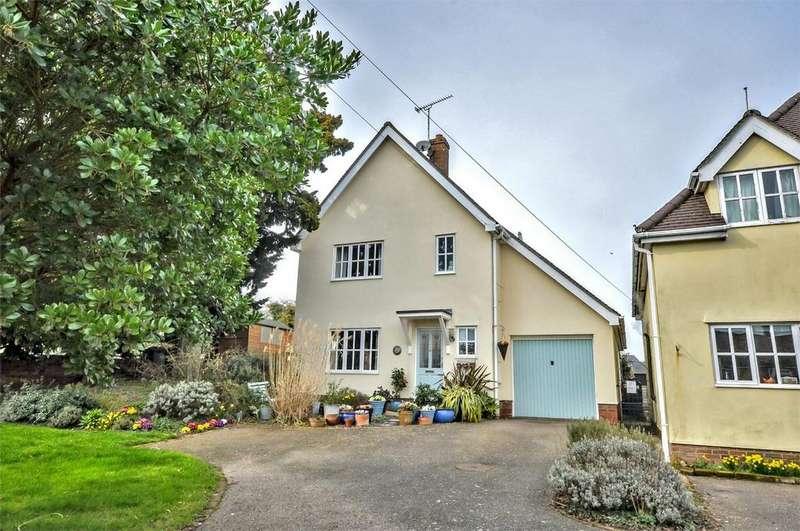 3 Bedrooms Detached House for sale in Siskins, 1 Red Lion Cottages, Great Sampford, Nr Saffron Walden