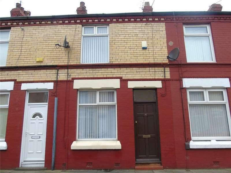 2 Bedrooms Terraced House for sale in Fourth Avenue, Fazakerley, Liverpool, L9
