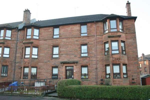2 Bedrooms Flat for sale in 2/1, 65 Dinart Street, Riddrie, Glasgow, G33 2DF