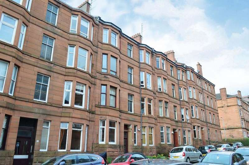 1 Bedroom Flat for sale in Apsley Street, Flat 2/2, Partick, Glasgow, G11 7SP