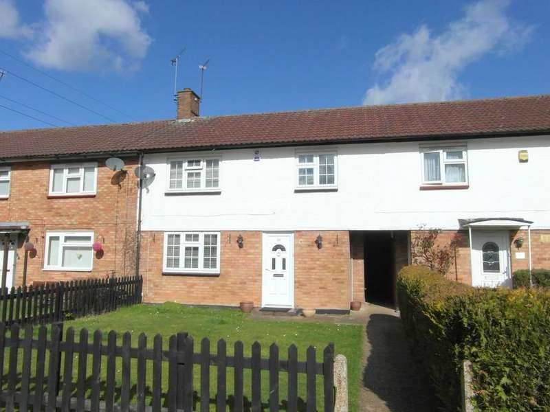 3 Bedrooms Terraced House for sale in Fairfolds, Watford