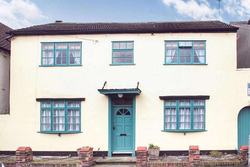 3 Bedrooms Detached House for sale in Church Street, Epworth