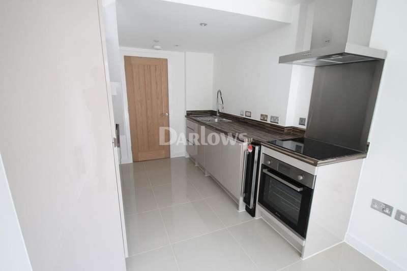 1 Bedroom Flat for sale in Severn Road, Canton