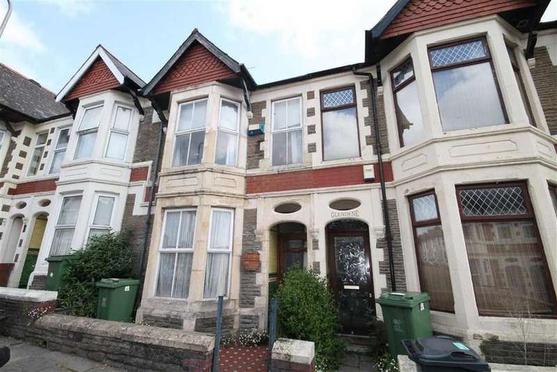 3 Bedrooms Terraced House for sale in Lisvane Street, Cathays, Cardiff
