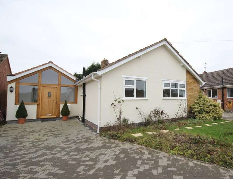 3 Bedrooms Detached Bungalow for sale in Kirby Bellars, Melton Mowbray
