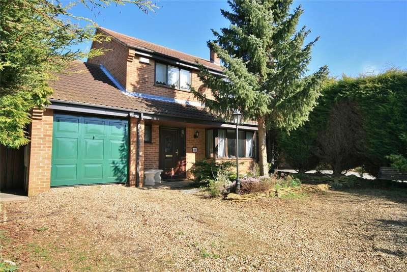 4 Bedrooms Detached House for sale in Gloucester Road, Grantham, NG31