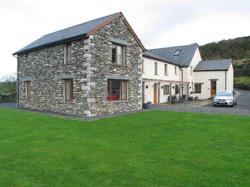 5 Bedrooms Detached House for sale in Colton, Ulverston LA12
