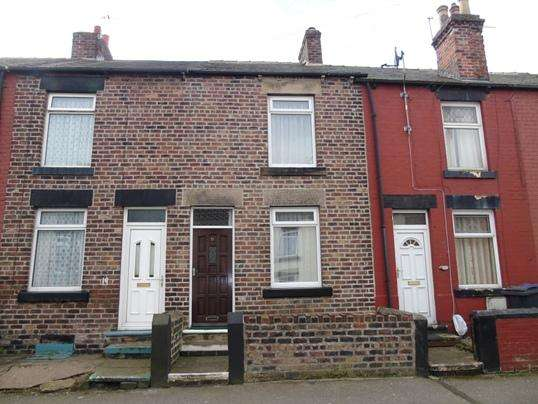 2 Bedrooms Terraced House for sale in 21 Blythe Street, Wombwell, Barnsley, S73 8JA