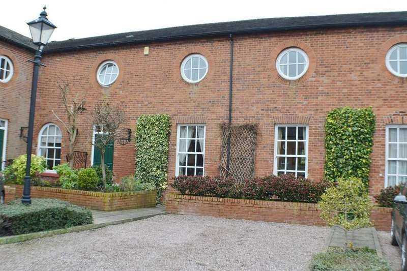 3 Bedrooms Semi Detached House for sale in The Stables, Somerford, Congleton