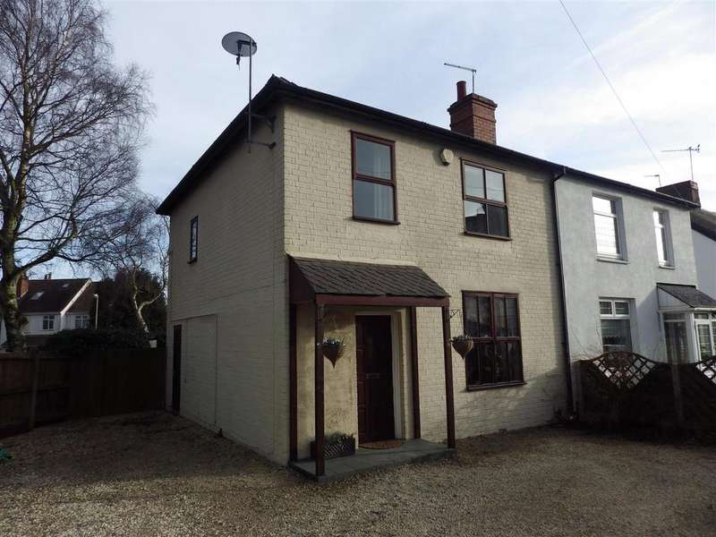 3 Bedrooms Semi Detached House for sale in High Street, Wollaston, Stourbridge
