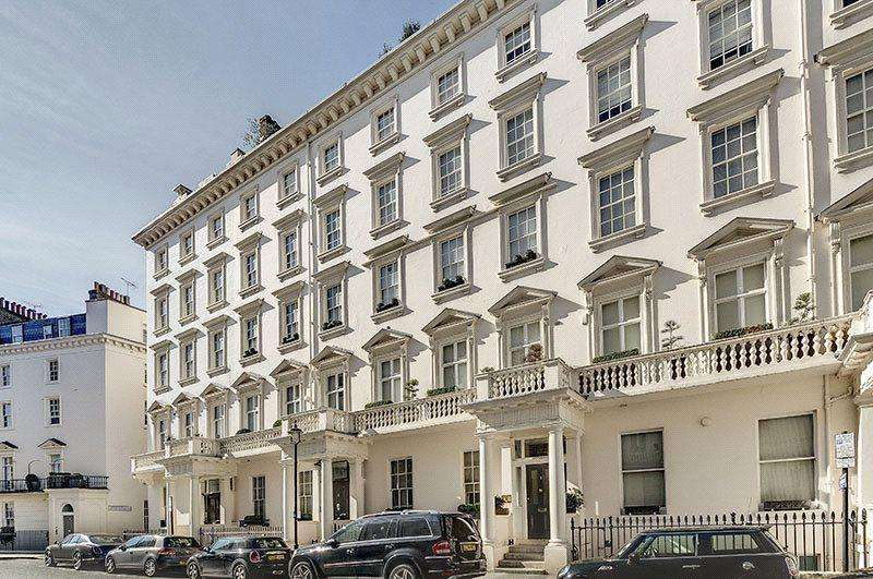 1 Bedroom Flat for sale in West Eaton Place, Belgravia, London, SW1X