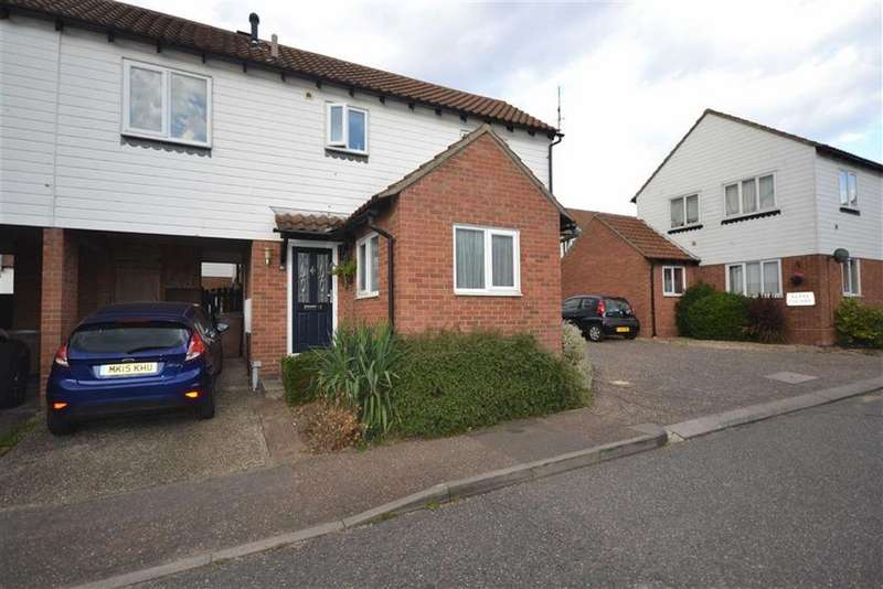 4 Bedrooms End Of Terrace House for sale in Benbow Drive, South Woodham Ferrers, Essex