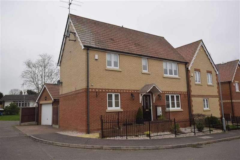 2 Bedrooms Detached House for sale in Mayland Quay, Mayland, Essex