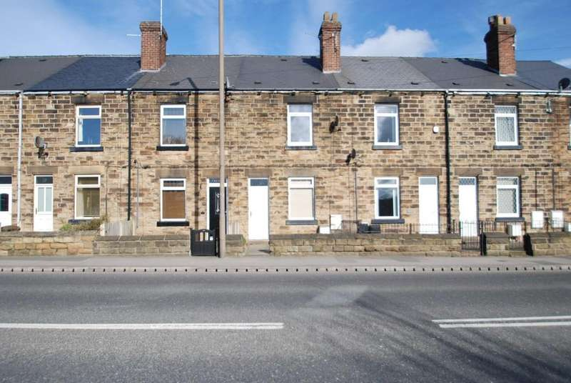 3 Bedrooms Terraced House for sale in Wood View, Birdwell, Barnsley S70