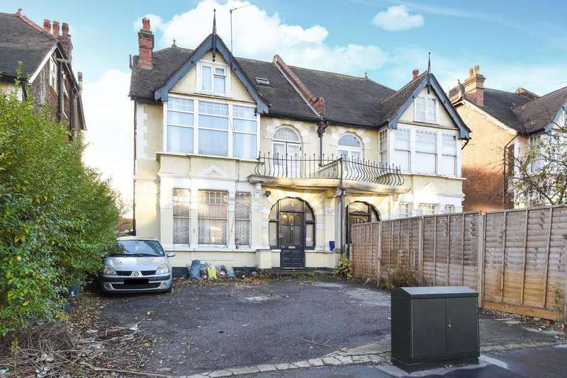 6 Bedrooms Semi Detached House for sale in South Norwood Hill, South Norwood, SE25