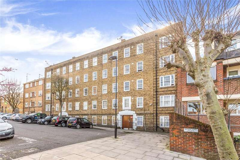 2 Bedrooms House for sale in Maygood House, Maygood Street, London, N1