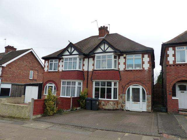 3 Bedrooms Semi Detached House for sale in Spring Lane,Erdington,Birmingham