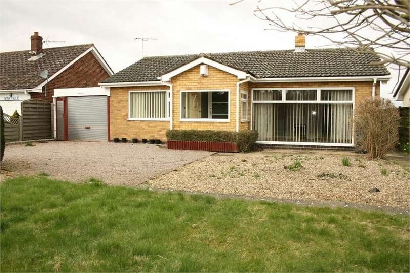 2 Bedrooms Detached Bungalow for sale in Station Road, Hubberts Bridge, Boston, Lincolnshire