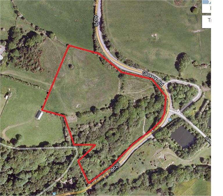 Land Commercial for sale in Land Off Glossop Road, Marple Bridge