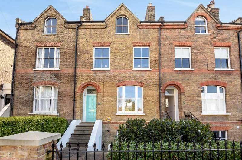 4 Bedrooms Terraced House for sale in Ashburnham Place West Greenwich SE10