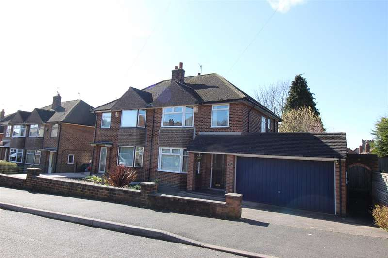 3 Bedrooms Property for sale in Smithfield Avenue, Trowell