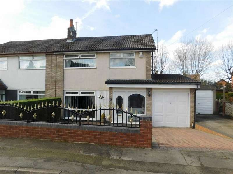 3 Bedrooms Property for sale in Tarvin Drive, Bredbury, Stockport