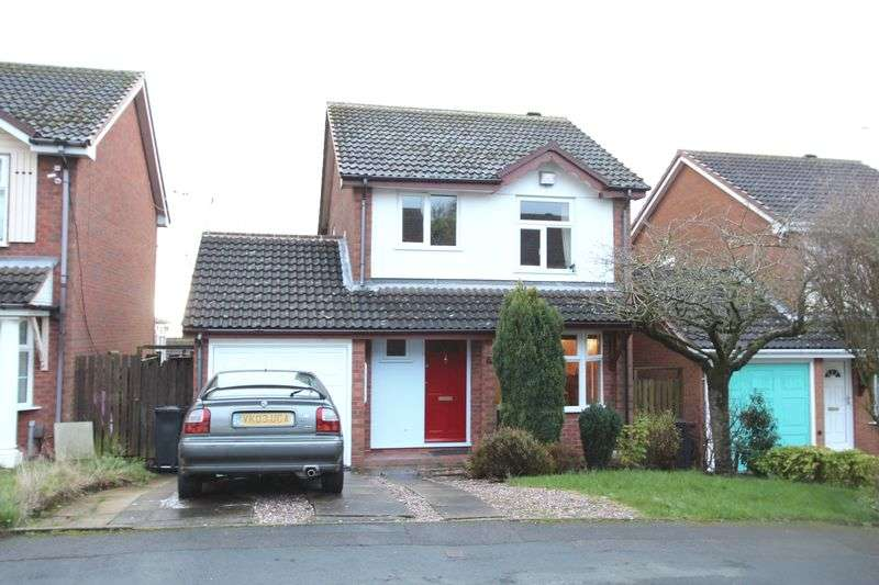 3 Bedrooms Detached House for sale in KINGSWINFORD, Winford Avenue