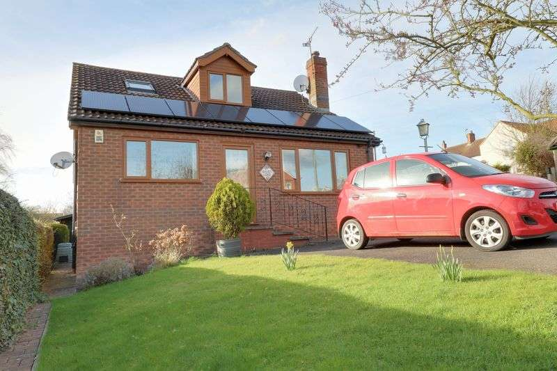 2 Bedrooms Detached Bungalow for sale in Front Street, Grasby