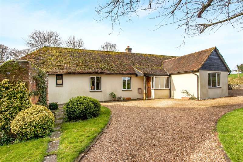 3 Bedrooms Detached Bungalow for sale in Church Lane, Exton, Hampshire, SO32