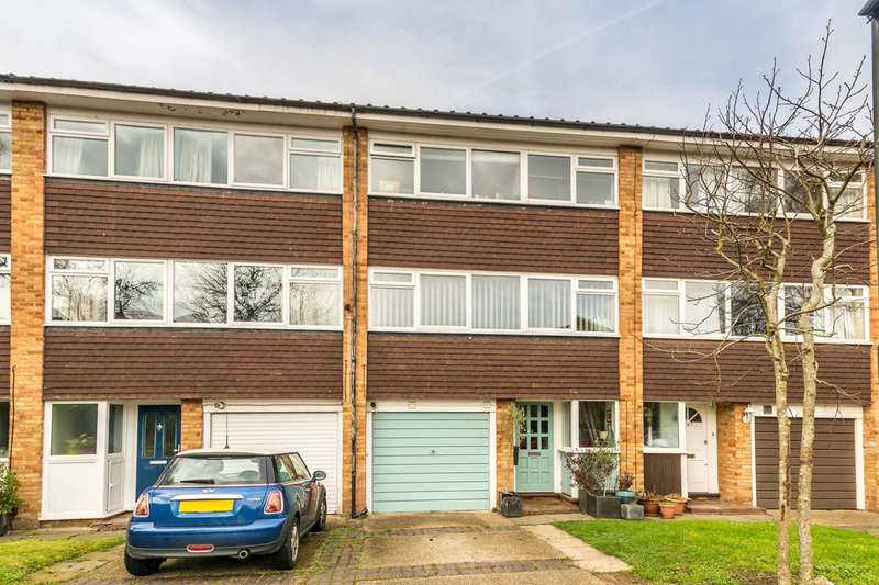 4 Bedrooms House for sale in Perryfield Way, Ham, TW10