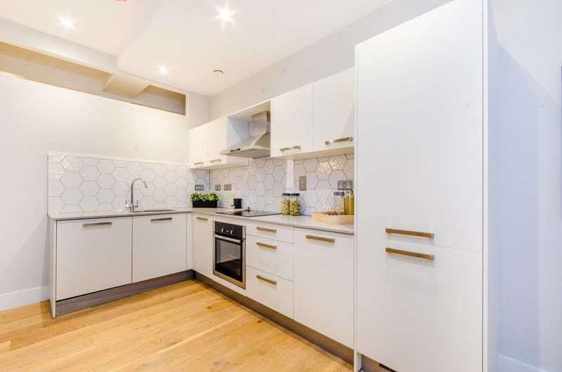 1 Bedroom Flat for sale in Cotton Exchange, Stoke Newington, N16