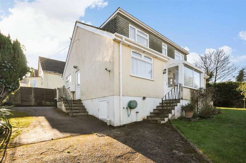 4 Bedrooms Detached Bungalow for sale in Moor View, Marldon, Paignton