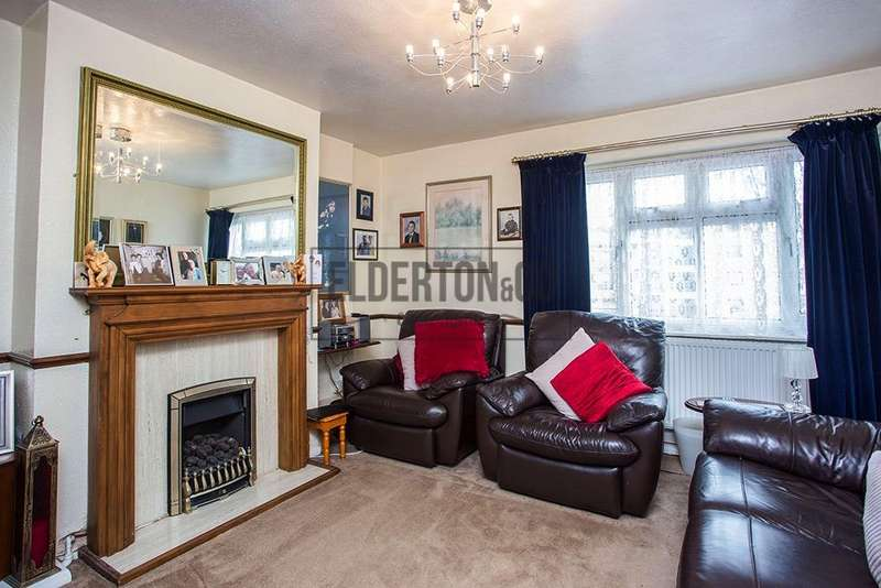 3 Bedrooms Flat for sale in Canterbury Terrace, South Kilburn, London NW6
