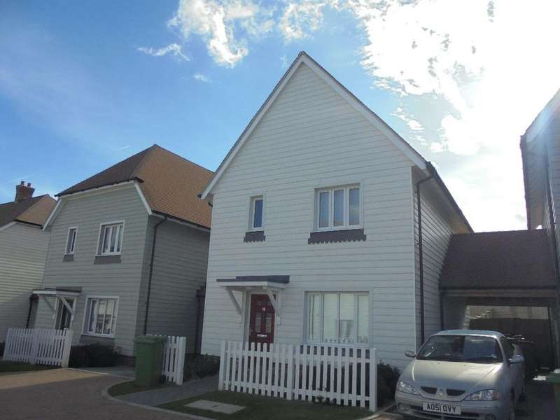 3 Bedrooms Semi Detached House for sale in Vidler Square, Rye