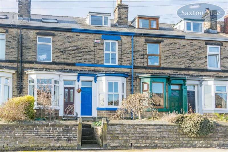 3 Bedrooms Terraced House for sale in Heavygate Road, Crookes, Sheffield, S10