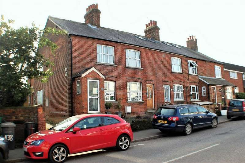 2 Bedrooms End Of Terrace House for sale in High Street, Codicote, Hertfordshire