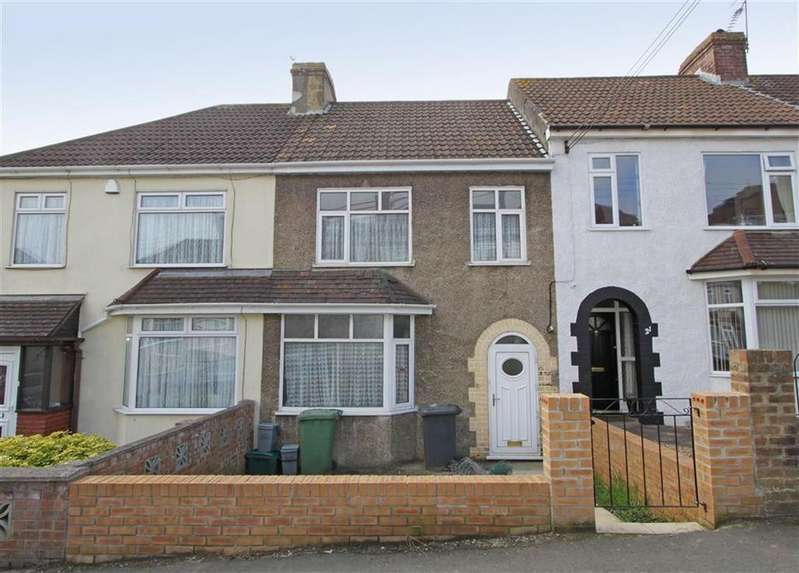 3 Bedrooms Terraced House for sale in Northend Avenue, Kingswood, Bristol
