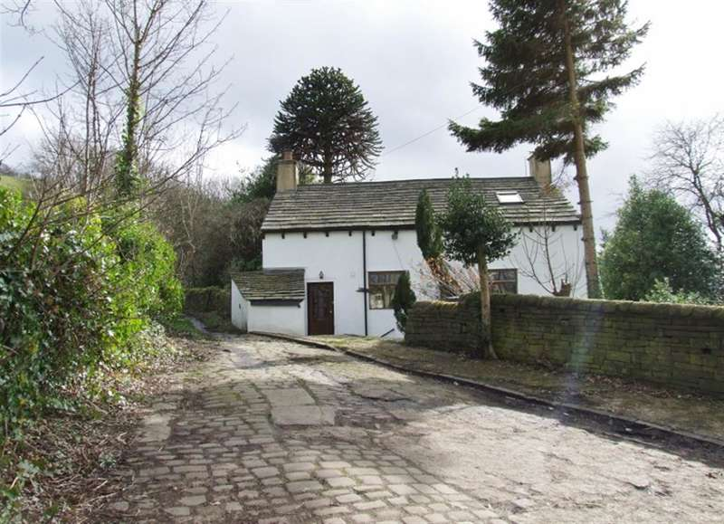 4 Bedrooms Cottage House for sale in Rose Cottage, High Grove Lane, Halifax, HX3 9JJ