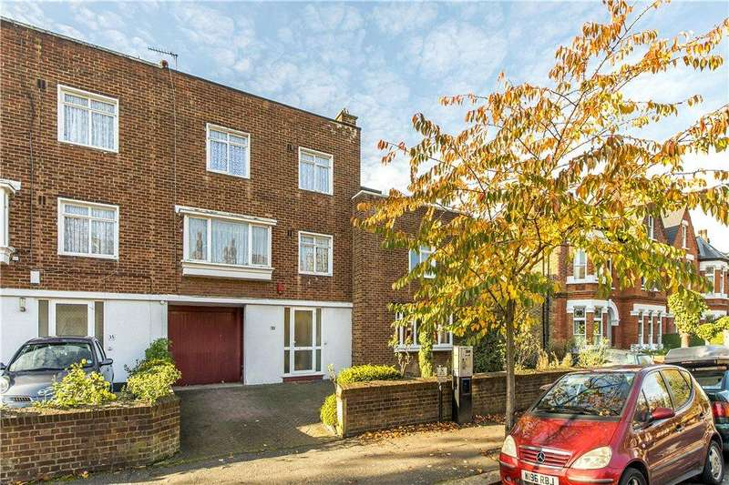 4 Bedrooms Terraced House for sale in Stradella Road, London, SE24