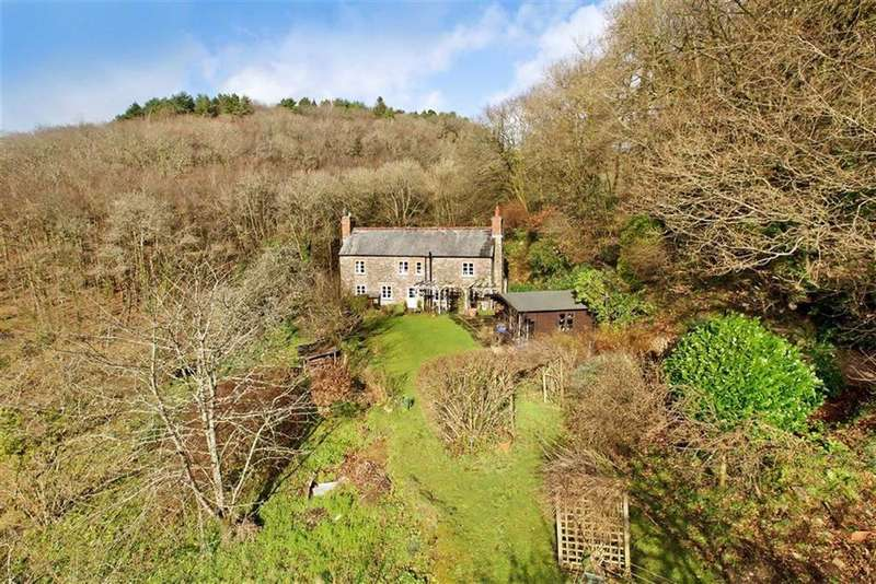3 Bedrooms Detached House for sale in Duloe, Liskeard, Cornwall, PL14