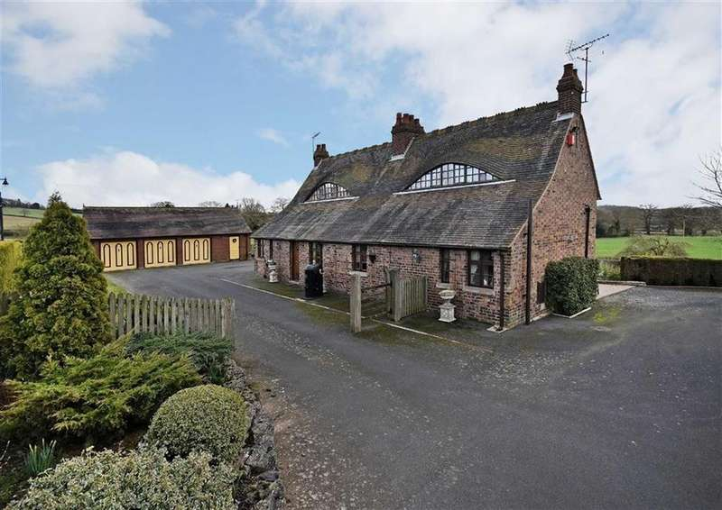 3 Bedrooms Cottage House for sale in Bine Cottages, 56-57, Stourbridge Road, Wootton, Bridgnorth, Shropshire, WV15