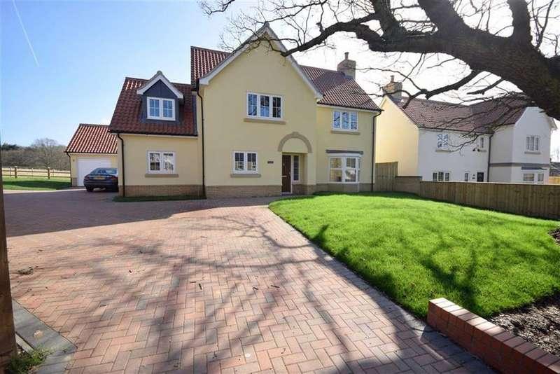 4 Bedrooms Detached House for sale in Kelvedon Road, Wickham Bishops, Essex