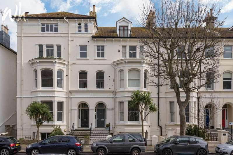 1 Bedroom Flat for sale in 42 Ventnor Villas, Hove BN3